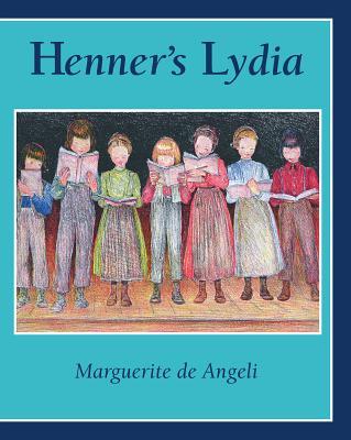 Henner's Lydia - de Angeli, Marguerite