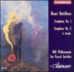 Henri Dutilleux: Symphonies Nos. 1 & 2