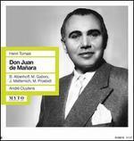 Henri Tomasi: Don Juan de Mañara