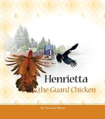 Henrietta the Guard Chicken -