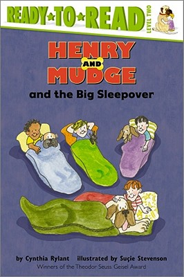 Henry and Mudge and the Big Sleepover - Rylant, Cynthia