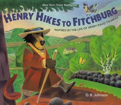 Henry Hikes to Fitchburg - Johnson, D B