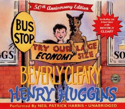 Henry Huggins CD: Henry Huggins CD - Cleary, Beverly, and Harris, Neil Patrick (Read by)