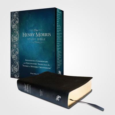 Henry Morris Study Bible-KJV - Morris, Henry M