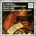 Henry Purcell: Airs and Instrumental Music