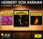Herbert von Karajan: 3 Classic Albums - Tchaikovsky - Michel Schwalbé (violin); Berlin Philharmonic Orchestra; Herbert von Karajan (conductor)