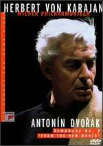 "Herbert Von Karajan: Antonin Dvorak - Symphony No. 9, ""From the New World"""