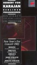 Herbert Von Karajan/Berliner Philharmoniker: New Year's Eve Concert 1983