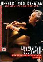 "Herbert Von Karajan - His Legacy for Home Video: Beethoven Symphonies Nos. 2 & 3 ""Eroica"""