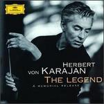 Herbert Von Karajan: The Legend - A Memorial Release