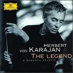 Herbert Von Karajan: The Legend - A Memorial Release