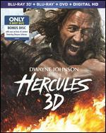Hercules [3D] [Includes Digital Copy] [Blu-ray/DVD] [Ultraviolet] [Only @ Best Buy]