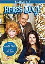 Here's Lucy: Season Six [4 Discs]