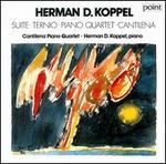 Herman D. Koppel: Ternio, etc.