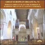 Herman Jordaan Plays the Herrison & Harrison Organ of St. Albans Cathedral