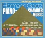 Hermann Goetz: Piano Chamber Music