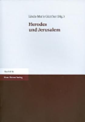 Herodes Und Jerusalem - Gunther, Linda-Marie