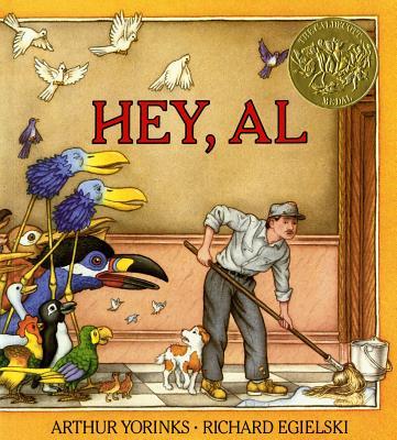 Hey, Al - Yorinks, Arthur