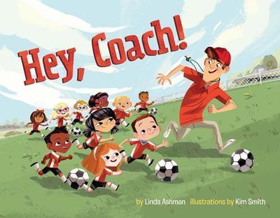 Hey, Coach! - Ashman, Linda
