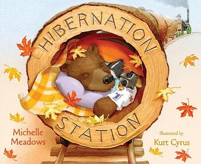 Hibernation Station - Meadows, Michelle