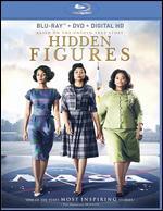 Hidden Figures [Includes Digital Copy] [Blu-ray/DVD] - Theodore Melfi