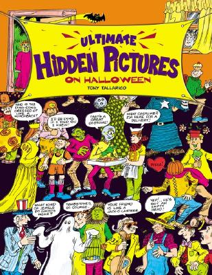 Hidden Pictures: On Halloween -