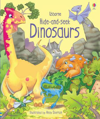 Hide and Seek Dinosaurs - Watt, Fiona