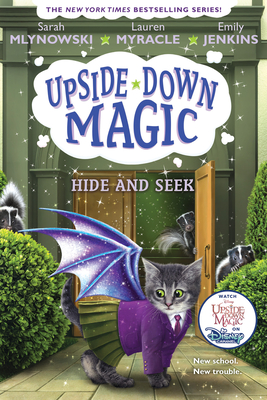 Hide and Seek - Mlynowski, Sarah, and Myracle, Lauren, and Jenkins, Emily