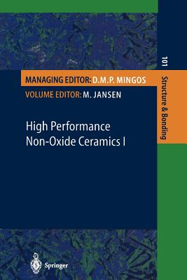 High Performance Non-Oxide Ceramics I - Jansen, M. (Contributions by), and Aldinger, F. (Contributions by), and Fruhauf, S. (Contributions by)