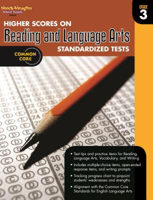 Higher Scores on Reading and Language Arts Standardized Tests, Grade 3 - Common Core (Creator)