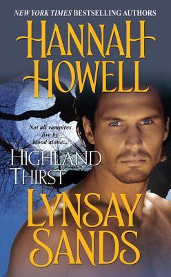 Highland Thirst - Howell, Hannah, and Sands, Lynsay