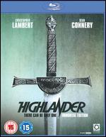 Highlander [Immortal Edition] [Blu-ray] - Russell Mulcahy