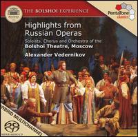 Highlights from Russian Operas - Alexander Naumenko (bass); Mikhail Gubsky (tenor); Taras Shtonda (bass); Valery Gilmanov (bass); Vladimir Matorin (bass);...