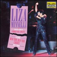 Highlights from the Carnegie Hall Concerts - Liza Minnelli