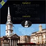 Highlights of The Academy of St-Martin-in-the-Fields, Conducted by Sir Neville Marriner