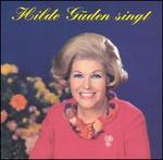 Hilde G�den singt