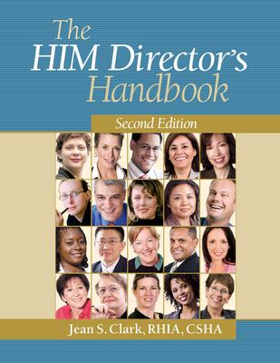 Him Director's Handbook - Clark, Jean S, Rhia