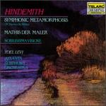 Hindemith: Mathis der maler; Nobilissima Visione; Symphonic Metamorphosis