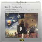 Hindemith: Streichquartett No. 1, 4 & 7
