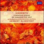 Hindemith: Symphonia Serena; Harmonie der Welt