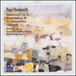 Hindemith: Viola Concertos