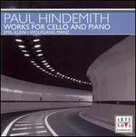 Hindemith: Works for Cello & Piano