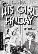 His Girl Friday [Criterion Collection] [2 Discs]