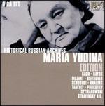 Historical Russian Archives: Maria Yudina Edition