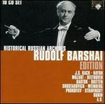 Historical Russian Archives: Rudolf Barshai Edition