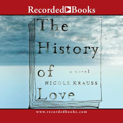 History of Love - Krauss, Nicole