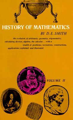 History of Mathematics, Vol. II - Smith, David E