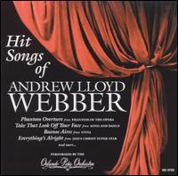 Hit Songs of Andrew Lloyd Webber [2000] - Orlando Pops