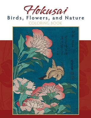 Hokusai Birds Flowers & Nature -