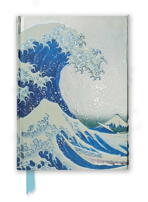 Hokusai: The Great Wave (Foiled Journal) - Hokusai